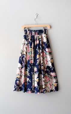 Floral Skirt by Chana