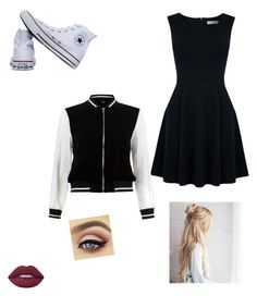 Designer Clothes, Shoes & Bags for Women Bowling, My Boyfriend, Lime Crime, Oasis, New Look, Converse, Shoe Bag, Polyvore, Stuff To Buy