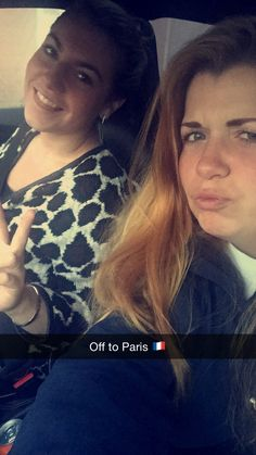 On our way to PARIS #bestfriend