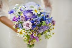 Lucy and Sam�s �Darling Buds of May� Country Wedding. By Nicki Feltham