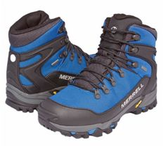 100% authentic 1fe12 7e485 Merrell Mens Zermatt Sport Mid Gore-tex Sports Trekking Shoes Hiking Shoes  Boots