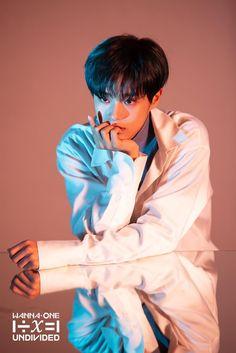 Wanna One Lee Daehwi l Special Album 1÷x=1 UNDIVIDED Photoshoot