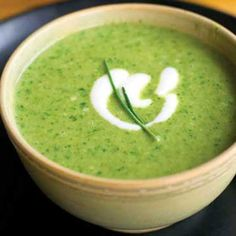 Schav is a traditional Russian-Eastern European soup of sorrel and potato that's refreshing served cold, and heartening served hot.