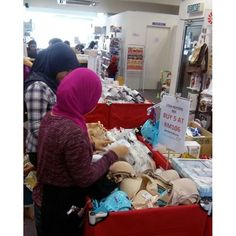 @fabulousmomcom - Live update from Cheras Outlets.Cheras Relocation Sale