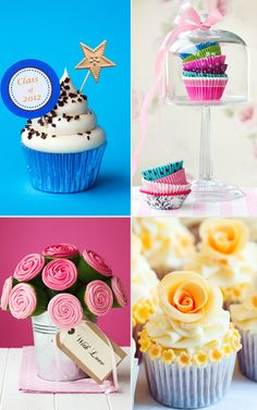 Graduation cupcake ideas