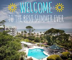 Welcome to the best #summer ever.