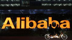 (Reuters) — Alibaba, China's top e-commerce firm, beat analyst's estimates with a 56 percent rise in first-quarter revenue, driven by growth in online sales which make up most of its business. Singles Day Sales, Thing 1, Delivery Robot, Finance, Pokerface, Lobbies, E Commerce, Business News, Investors