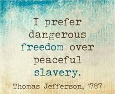 14 Freedom Quotes