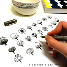 nice A Pattern a Day