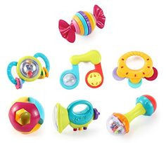 Music Party Fun 7 Piece Baby Rattle and Teether Toy Gift ... https://www.amazon.com/dp/B017MTIPOO/ref=cm_sw_r_pi_awdb_x_Y1KGyb9XCG2TG