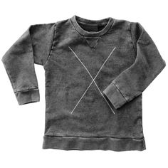 Zuttion X Charcoal Sweater | at Hipkin