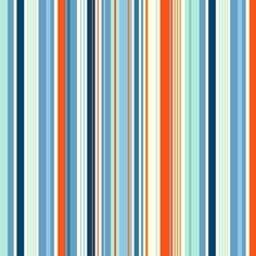 The Henley Studio - Nautical - Stripe in Blue