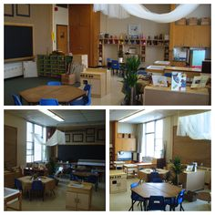 reggio-inspired classroom after from Crayons, Wands and Building Blocks Classroom Layout, Classroom Design, Classroom Organization, Classroom Decor, Classroom Resources, Reggio Emilia Classroom, Reggio Inspired Classrooms, Kindergarten Blogs, Classroom Environment