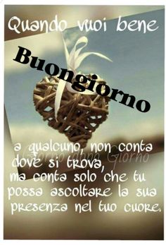 Be Different... www.warriorsproject.it Buongiorno