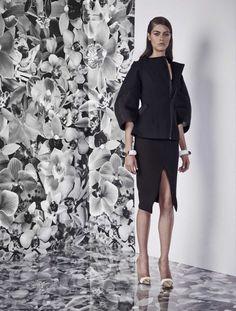 Toni Maticevski: Paris Ready-to-Wear Resort 2015