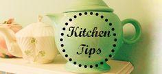 20 χρήσιμες συμβουλές για την κουζίνα σας!