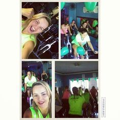 Segundona chegou 90 minutos pedalandouhuu Encerrando projeto #Soulfit by georjeana25 http://ift.tt/1WUDMOQ