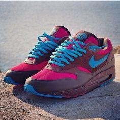 Nike Air Max 1 Parra  #airmax1 #airmax