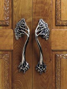 Door Handles - eclectic - front doors - los angeles - Martin Pierce Hardware