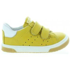 bd553329be6 Yellow sneakers for children with arches