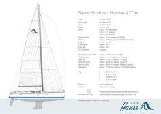 "470e #Hanse 46"" #SailBoat"