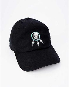 cc9da90efe9 Black Panther Dad Hat - Marvel. Show everyone your favorite superhero when  you rock this