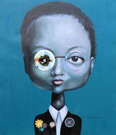 Ndidi Emefiele, 'Rainbow Brigades III,' 2015, Omenka Gallery