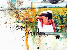 Little moments in my life DT Finnabair layout for Prima blog