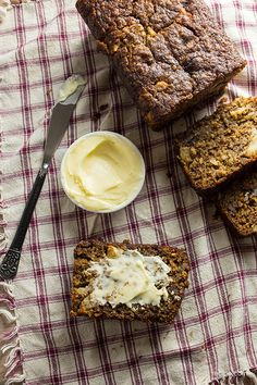 Gluten-Free Apple Pumpkin Bread