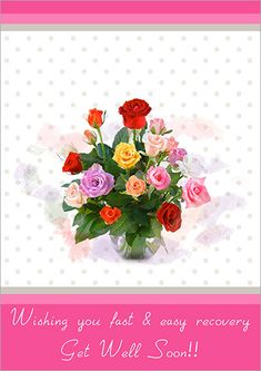 printable get well cards get well pinterest