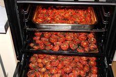 Mery13: Sušené paradajky New Menu, Home Food, Learn To Cook, Preserves, Pickles, Kimchi, Vegetarian Recipes, Pesto, Food And Drink