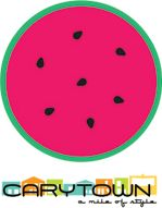 Carytown Watermelon Festival is each year in August.