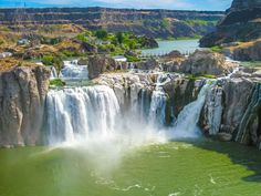Shoshone Falls - bennymarty/Getty Images