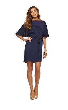 Lilly Pulitzer Demaris Tunic Dress / Perfect fall cocktail attire