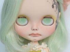 OOAK Custom Blythe Doll - Forest Fairy by Art_emis