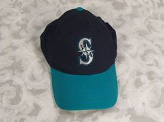 Sold SEATTLE MARINERS ADJUSTABLE BASEBALL HAT
