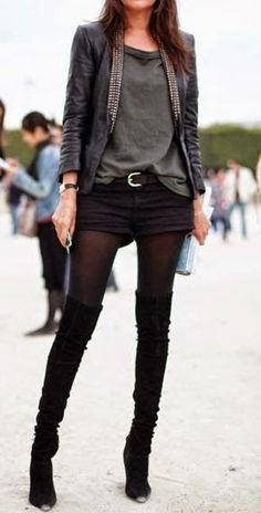 early fall outfit