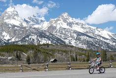 Biking in Jackson Hole Best Week Ever, Jackson Hole Mountain Resort, Summer Photos, Wyoming, Mountain Biking, Scenery, Places To Visit, Bucket, Fat