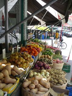 Kensington Market,Toronto, Canada