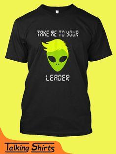 86e56814e Funny T-Shirt - Aliens have returned to retrieve the Great Trumpkin! Donald  Trump