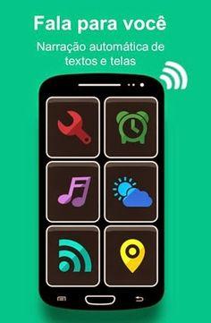 Debatendo a Educação: CPqD lança app que 'fala' o que está na  tela do c...