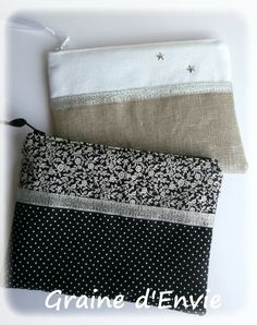 1000 images about couture trousse on pinterest tuto for Trousse couture cuir