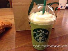 Frappuccino de Matcha, Starbucks Japón