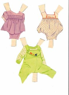 Baby Pat Paper Doll - MaryAnn - Picasa Albums Web