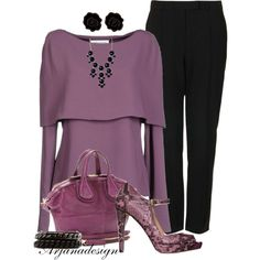 A fashion look from July 2013 featuring zip blouse, stitch pants and high heel mary janes. Browse and shop related looks. Work Fashion, Fashion Looks, Fashion Outfits, Womens Fashion, Stylish Outfits, Cool Outfits, Work Chic, Athletic Outfits, Work Attire