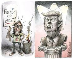 The Struggle To Elect Bernie Sanders Is Raising Zealotry, Anger, And Incivility.