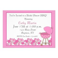 This DealsPink Grill BBQ Shower InvitationThis site is will advise you where to buy