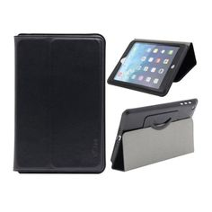 iPad Mini Case - iKase Portable Genuine Leather Case / Cover for iPad mini 2 / iPad mini with Retina Display,Support Multi-angle and Auto Sleep / Wake Function - Black http://zingxoom.com/d/cwHHJ7R2