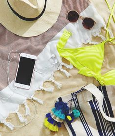 Ready for a getaway? Head to our getaway shop for all the essentials you need to pack your bags for spring break. Only thing missing? Your spring break beats! Check out our playlist below and follow us on Spotify for more of our favorite tunes.