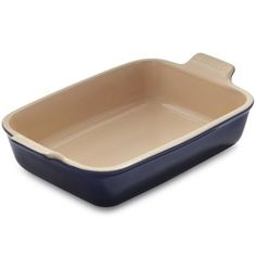 """Le Creuset Heritage Baker, 10.25"""" x 7.5""""   Sur La Table"""